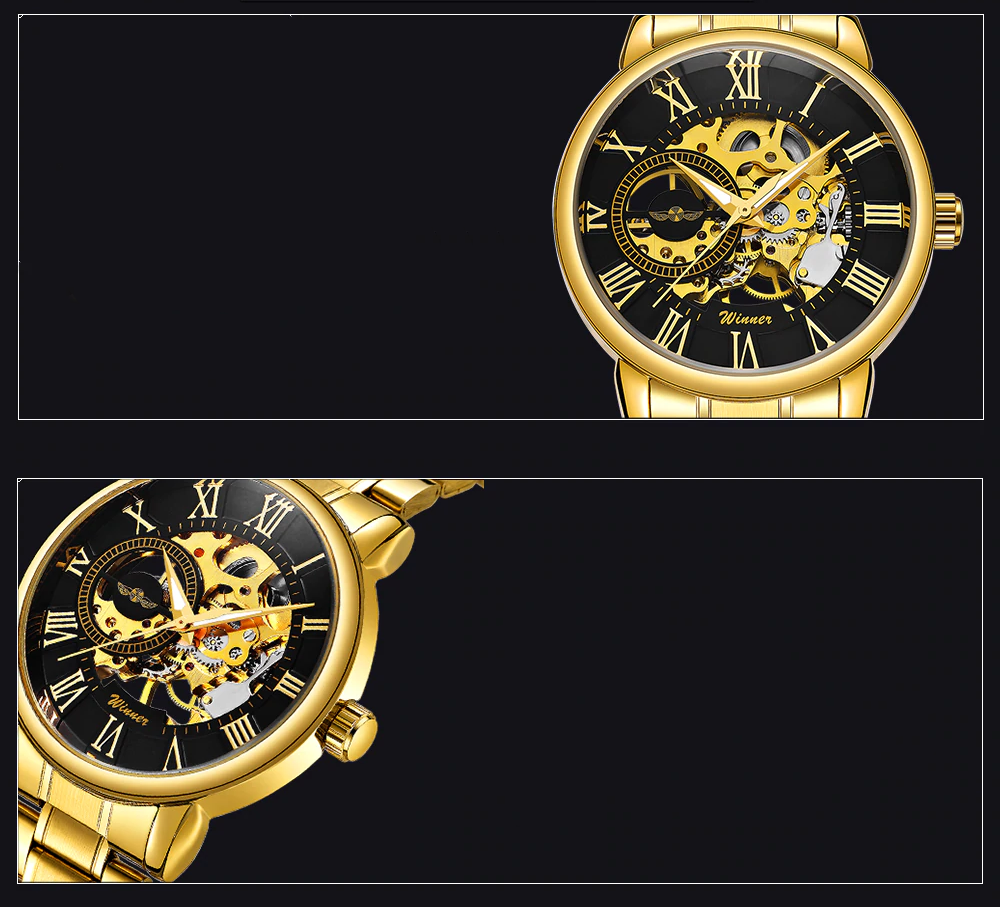RYLAN – Intricate Mechanical Watches for Men