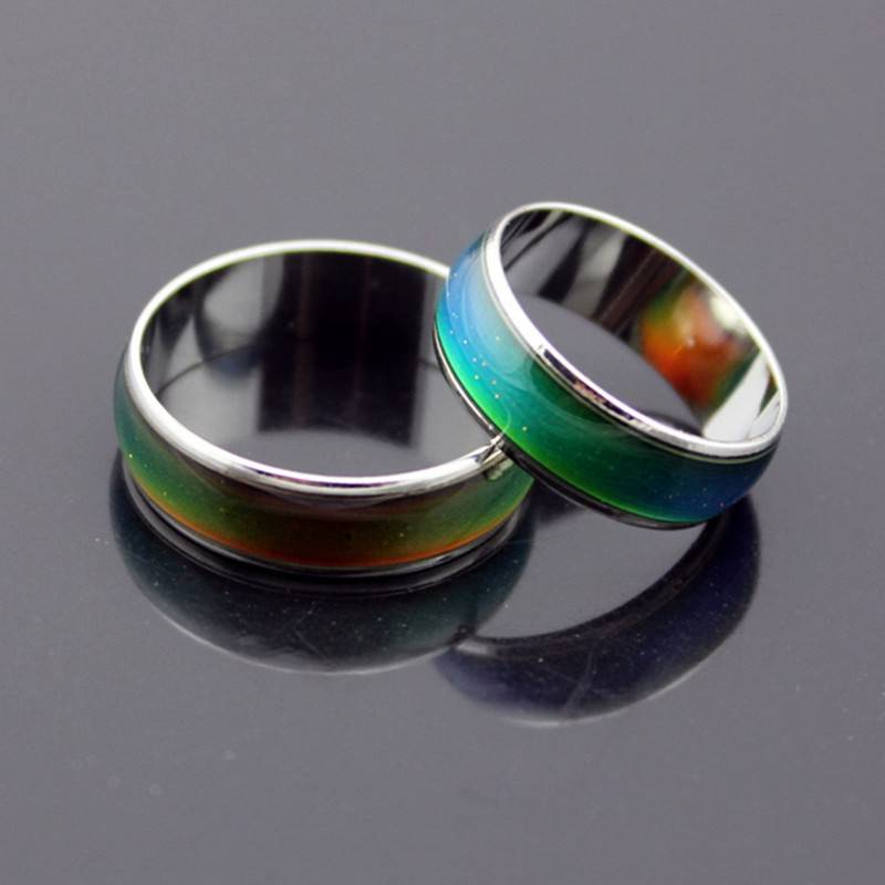 ARIEL – Cute Color Changing Metal Unisex Ring